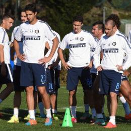 PF Inter-Napoli, buone notizie dall'infermeria