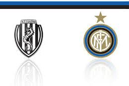 Formazioni ufficiali Cesena-Inter