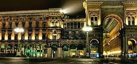 Piazza del Duomo, ingresso galleria