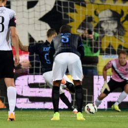 Cesena più cuore, Inter con i tre punti