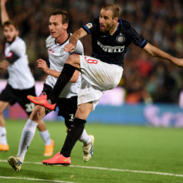 Formazioni ufficiali Inter-Samp