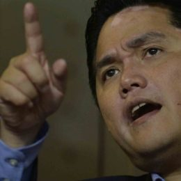 Thohir, tra sport e business