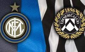 Formazioni ufficiali Inter-Udinese