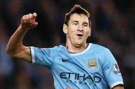 Il City sogna Messi