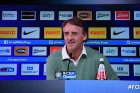 """Mancini: """"Abbiamo più bisogno in difesa che in attacco, le case si costruiscono dal basso"""""""