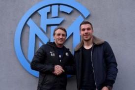 PF Juve-Inter, Mancini pensa a Podolski dal primo minuto