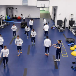 Pf Empoli-Inter, Shaqiri scalpita