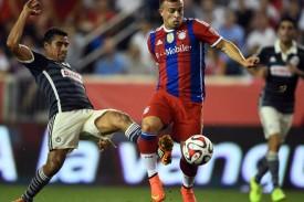 Dall'Inghilterra: Shaqiri prende in seria considerazione l'offerta del Liverpool