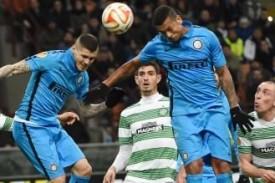 Guarin toglie i patemi, Inter agli ottavi di EL