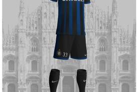 Idee per le nuove maglie Inter 2016