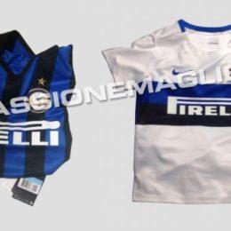 Maglie Inter 2015/16, tornano le divise classiche