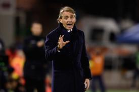 """Mancini: """"Su Vidic circolate chiacchiere"""""""