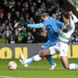 Errori di crescita, Inter raggiunta dal Celtic