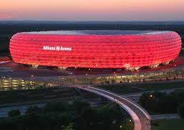 Il Bayern tour