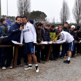 Inter-Cesena, convocati e probabile formazione