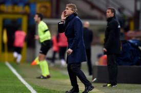 """Mancini: """"Nessuno è infallibile, non sono diventato troppo buono, dobbiamo centrare l'Europa League"""""""