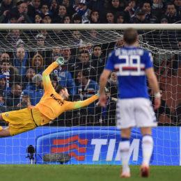 L'Inter affonda a Genova