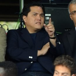 """Ultime Inter, linea dura di Thohir, Shaqiri: """"Scudetto nel 2016"""", Dodò operato"""