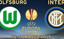 Wolfsburg-Inter, formazioni ufficiali