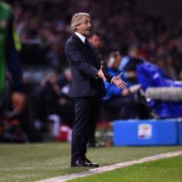 """Mancini arrabbiato: """"Alcuni hanno giochicchiato"""""""