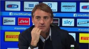 """Mancini: """"Rimango, non basta essere l'Inter per vincere, Kovacic dia di più"""""""