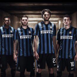 Ecco la nuova maglia dell'Inter, ricorda quella del '91