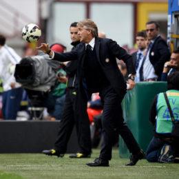 """Mancini: """"Lenti da dietro, ma non posso lamentarmi"""""""