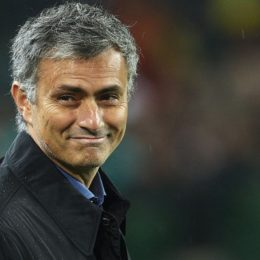 Mourinho, the serial winner