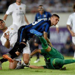 Real Madrid-Inter 3-0, un passo indietro