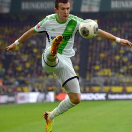 Perisic, il Wolfsburg osso duro