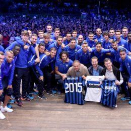 Brand Inter, tutto fermo