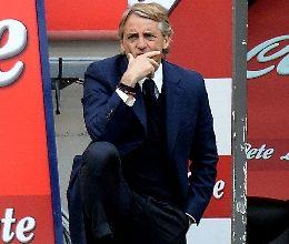 Mancini riprova la difesa a tre