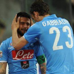 Gabbiadini e Insigne, l'Inter pesca nell'azzurro
