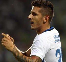 """Jovetic: """"nessun problema con Mancini"""""""