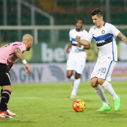 La tattica di Palermo-Inter