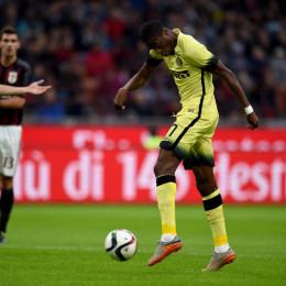 kondogbia gol al milan trofeo berlusconi