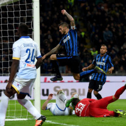 Analisi tattica di Inter-Frosinone 4-0