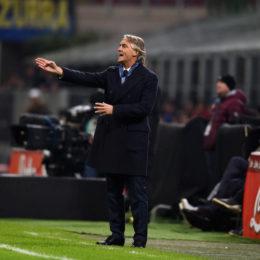 """Mancini: """"Mai tel a Pirlo, Roma e Napoli più forti"""""""