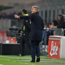"Mancini: ""Icardi out per scelta tattica"""