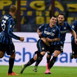 Napoli-Inter, la probabile formazione di Mancini