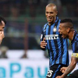 Soccer: Serie A; Inter-Roma