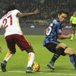 I duelli di Inter-Roma