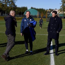 """Mancini: """"A gennaio via solo chi ce lo chiede"""""""