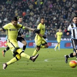 icardi gol all'udinese 2
