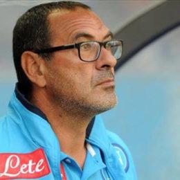 """Le """"strunzate"""" demagogiche di Sarri sui milioni dell'Inter"""