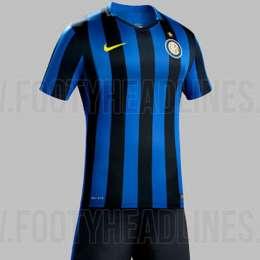 Nuova maglia Inter 2016/17, inserti gialli?