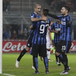 FC Internazionale Milano v Cagliari Calcio - TIM Cup