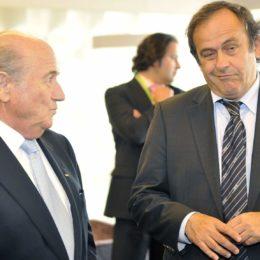 Toh, Blatter e Platini vengono cacciati e arriva finalmente la moviola in campo