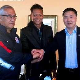 Ufficiale – Guarin ha firmato per lo Shangai