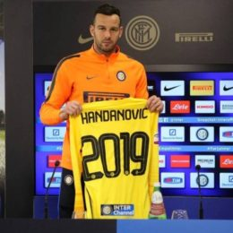 Handanovic, rinnovo fino al 2019